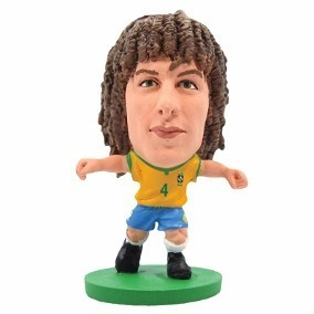 Mini Craque Oficial Seleção Brasileira Soccer Starz