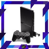 Playstation 2 Ps2 Original Con Sistema Backup / Mod Games