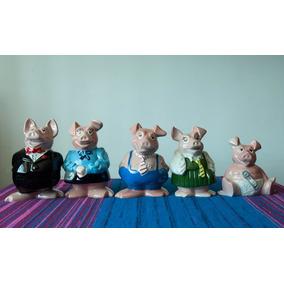 Porquinhos Cofre Fabricado Por Wade England