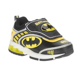 Zapatillas Batman Usa Con Luces