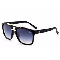 Oculos De Sol Unisex Exlusivo Lv Wayfarer