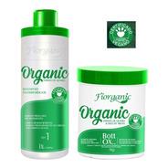 Shampoo Antirresíduo 1l + Bott Ox 1kg - Fiorganic