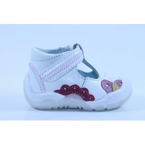 Zapatos Pingo Sandy Blancos Para Niña 11.5 A 14 Mod 1440