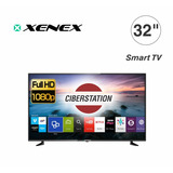 Tv Led 32 Smart Tv Xenex 2 Años De Garantía