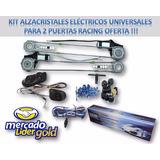 Kit Alzacristales Eléctricos Universales Racing Oferta !!