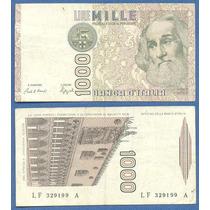 * Italia Billete 1000 Liras 1982 P. 109b