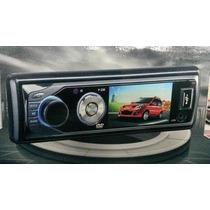 Auto Estereo Con Dvd Lcd 3´ Cd-mp3-usb-sd C Remoto 50x4w