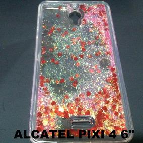 Funda Diseño Pecera Para Alcatel Pixi 4 6 Mod 8050