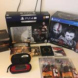 Nueva Playstation 4 God Of War Edition 1 Ano +12055732786
