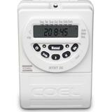 Programador Interruptor Horário Coel Rtst-20 100-240v Novo