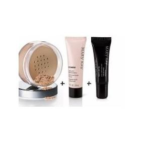 Maquiagem Mary Kay Base - Pó para pele e rejuvenescedor