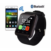 Smart Watch U8 - Reloj Inteligente - Bluetooth - Táctil