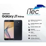 Samsung J7 Prime Black Itec