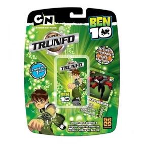 Super Trunfo Baralho Ben 10 Grow