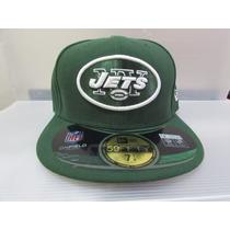 Boné Original Nfl - New York Jets - Aba Reta 7 1/8