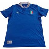 Futbol Camiseta Puma Italia Player Talle M Football