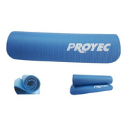 Yoga Mat Colchoneta Proyec Pilates Neoprene 10mm Fitness Nbr