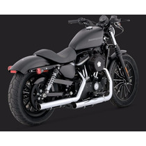 Escapes Vance & Hines Straightshots Harley Sportster 16819