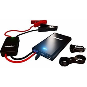 Cargador Batería Arrancador Auto Moto Litio Energizer C Kit