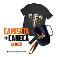 Camiseta + Caneca Velopark