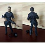 Rick Grimes The Walking Dead Figura Original Mcfarlane Toys
