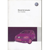 Manual Proprietário Fox 2009 C/ Suplementos E Bolsinha Plás