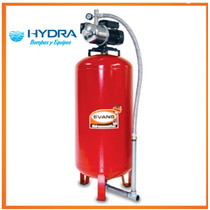Equipo Hidroneumático Hydro-mac Con Bomba 3/4 Hp 130 L