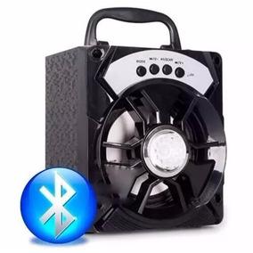 Caixa De Som Amplificada Bluetooth Mp3 Usb Cartão Promocao