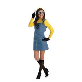 Disfraz Mujer Mi Villano Favorito Minion Talla L