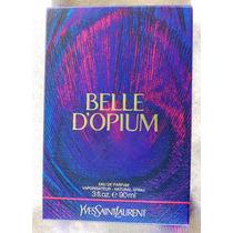 Belle D´opium Yves Saint Laurent Fem Edp 90ml-original