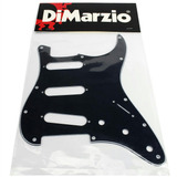 Pickguard Sss Dimarzio Para G. Eléctrica (b/w/b) Fg2108b