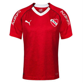 Camiseta Puma Titular Club Independiente Cai 2018/19 Hombre