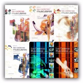 Las Cadenas Musculares - Léopold Busquet - 6 Tomos Digital