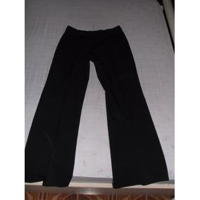 Pantalones Formal Dama Color Negro Como Nuevo Talla 8 97f0b9df1fca