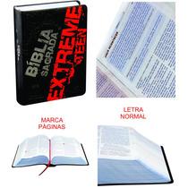 Biblia Evangélica Jovens Adolescente Extreme Teen Lançamento