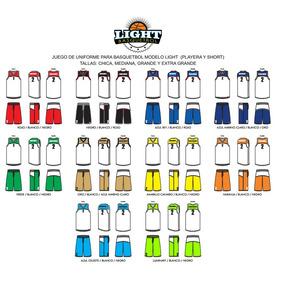 Uniforme Baloncesto Marca Ardex Adx Modelo Light