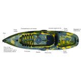 Caiaque Fish Pesca Caiaker Lazer Turismo Rios E Mares