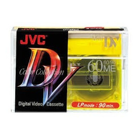 Video Cassette Jvc Lp Mode: 90min A Partir De 3 Piezas Min.