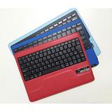 Teclado Bluetooth Flat Para Tablet Celular Laptop Touch Pad
