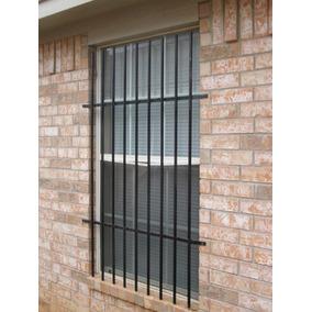 Rejas Para Puertas Y Ventanas - Balcones - Herrería En Gral