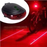 Sinalizador Lanterna Farol Luzled Acessório Bike Superoferta