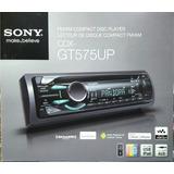 Autoestereo Sony Cdx-gt575up Usb Aux Pandora Siriusxm