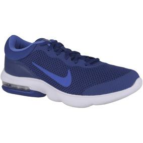 Zapatillas Nike Air Max Azules+ Envio Gratis