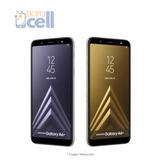 Samsung Galaxy A6 + Plus 2018 Single Sim 32 Gb Gold-black