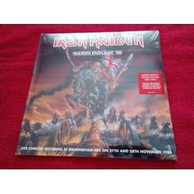 Iron Maiden - Maiden England - 2 Lp
