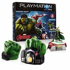Hulk Playmation Gamma Gear Avengers Original Disney