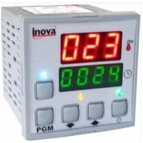 Controlador Digital Inv20011 Tedesco Progas Gpaniz Inova