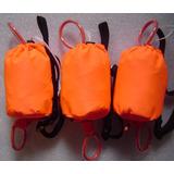 Bolsa/cuerda De Rescate Acuático Aguas Blancas Kayak 20 Mts