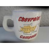 Taza De Ceramica Logo De Chevrolet Nueva 10 X 10 Cm