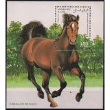 Fauna - Saara Ocidental - Cavalo De Raça - Bloco Nnn